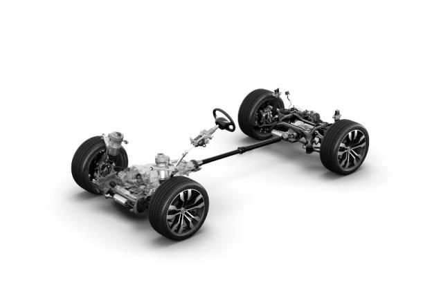 Volkswagen 4MOTION drivetrain